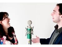 Singing Lessons and Speech Voice Coaching