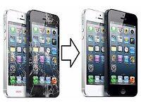 iphone screen repair Service in London iphone 6s/6 Plus/5s/5c/5/4s LCD Glass Screen Digitiser 7days
