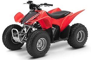Wtb, Honda trx90 ATv with electric start