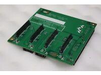 Acer Aspire G7700 Predator Bumblebee Back Plane SATA Board 48.3V201.031