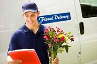 Flower Delivery Driver