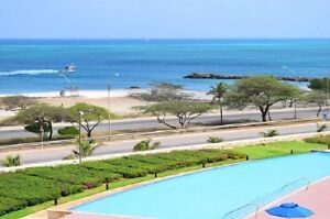 FOR SALE OR RENT Spectacular ocean view Three-bedroom condo