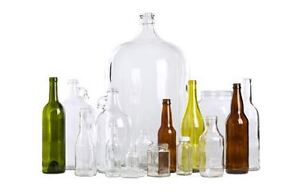 Looking for 1 Gallon GLASS Bottles or Jars w/ lids