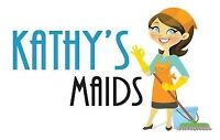 Maids wanted