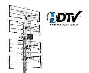 OTA Over The Air HDTV HD Antenna Service ► Installation ► Aiming