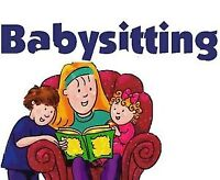 Babysitter Available Riverview