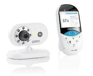 baby monitors wireless video baby monitors ebay. Black Bedroom Furniture Sets. Home Design Ideas