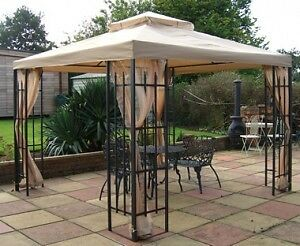 Looking for metal gazebo frame only Any condition similar to pic