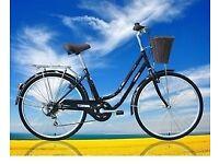26'' Sportsman 6 sp Ladies Girls City Dutch Style Shopper Bicycle Bike