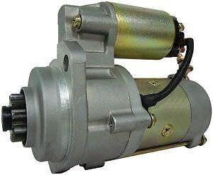 24V 191-0828 ONAN TYPE II ENGINE STARTER 5kw MEP 002A,10kw MEP 003A GENERATORS