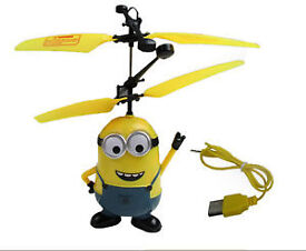 Despicable Me2 flying toy for kids /drone / quadcopter