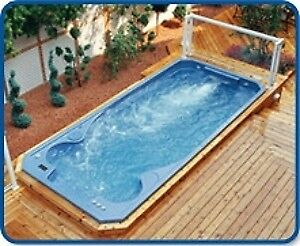 HYDROPOOL SWIM SPAs at Everything H2O Ltd
