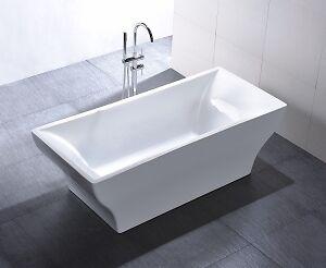 """Maui 71"""" Freestanding Bath Tub"""