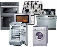 We service all major household appliances.
