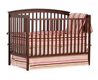 Perfect condition - Stork Craft 3-in-1 crib