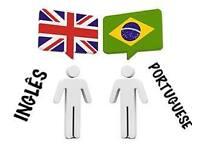 Brazilian Portuguese private lesson