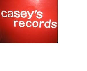 CASEY'S RECORDS  ** Opens Sunday May 12th **  BUY & SELL