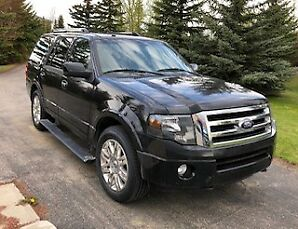 2011 Ford Expedition Limited - only 118,000 kms! - NO GST!