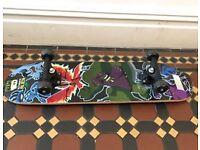 £1 skateboard!