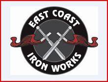 EAST COAST IRON WORKS Molendinar Gold Coast City Preview