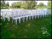 OUTDOOR CEREMONY? HERE ARE YOUR CHARS......