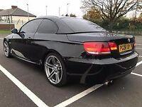 BMW E93 320D CONVERTIBLE DAMAGED
