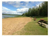 POWERED (electricity) 3/4 ACRE LOT (lot 171) IN BONNIE LAKE RESO