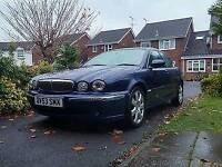 Jaguar X-Type. Automatic. SEP 18 MOT