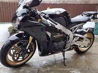 Motor bike fireblade