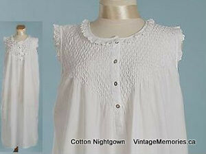 Brand new loose fitting and cosy 100% cotton night gown On Sale Cambridge Kitchener Area image 3