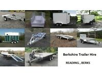 Car Trailer,Boat, Flat bed, Horse box, plant,Box,boat,camping.sided Trailers (FOR HIRE ) All Types