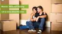 ***Move in/out house cleaning and commercial***