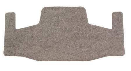 Bullard Rbpcotton Brow Pad,Cotton,Gray
