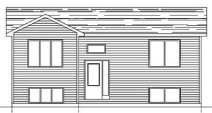 New two bedroom home in Conception Bay South
