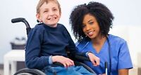 Child Care  with special needs 24/7
