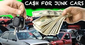 TOP $ CASH FOR YOUR JUNK OR SCRAP CARS 6477408073