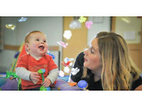 Baby Sensory classes - precious early learning for babies from birth to 13 months