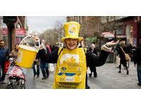 Volunteer 2hrs of your time this March & support Marie Curie!