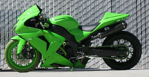 LOOKING FOR A GEN 2   ZX10R