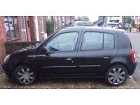 Renault Clio 1.2 16v with Renault 182 Alloys ** Ready to drive away **