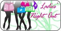Girls night out fundraiser