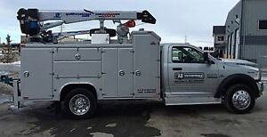 Mobile Mechanics Calgary (Heavy Duty)