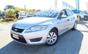 2009 Ford Mondeo MB LX Silver 6 Speed Sports Automatic Hatchback