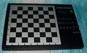 CHESS ADVANCED TABLE TOP GAME (LCD) DISPLAY($192)