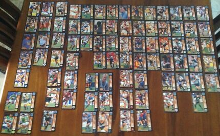 Official 94 series 2 NSW Rugby league trading cards