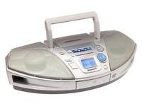 Panasonic RX-ES27 Cassette/CD / FM Tuner Boombox