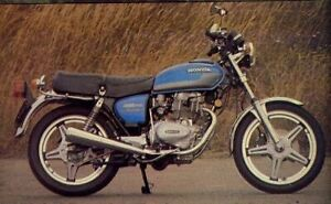Looking for a Honda CB