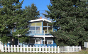 Sunny house just across USA border 25 miles from Vancouver