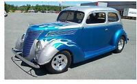 Ford Streetrod 1937 (partial trades considered)