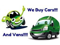 I'm looking to buy cars that are run and drive Vauxhall Astra Or Ford Focus or BMW or Any Other
